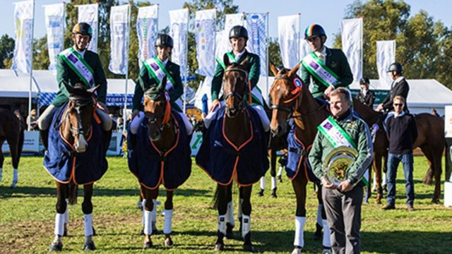 Ambassadors Success in 2015 – Eventing