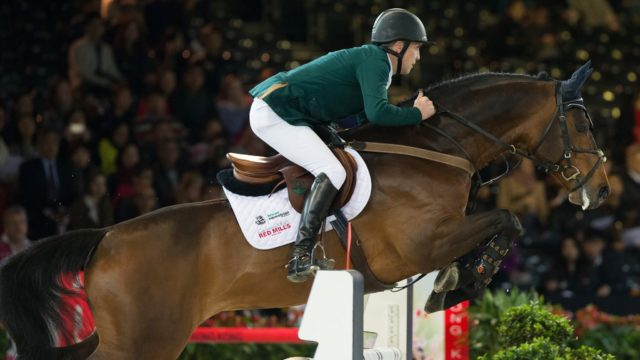 Breen wins at Al Shira'aa International Horse Show