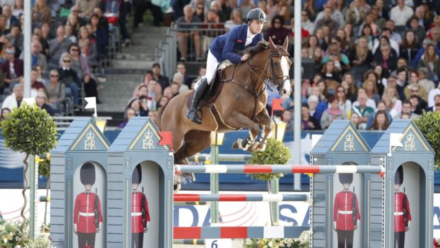 Scott Brash Wins Rolex Grand Slam