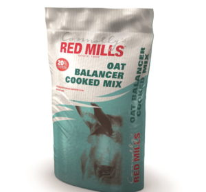 Oat Balancer Cooked Mix