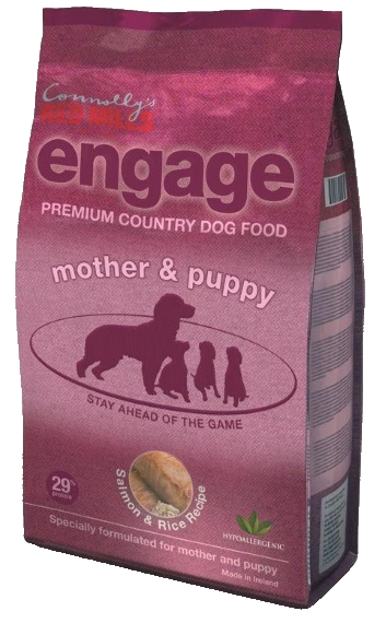 Engage Mother & Puppy