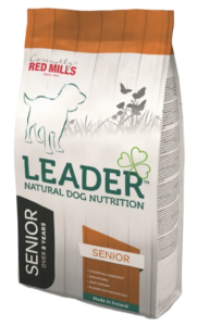 Connolly's RED MILLS Leader Dog Food for Snior Dogs with Chicken and rice formulation