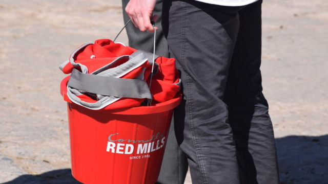 61% of Aintree Festival Winners Fed on RED MILLS