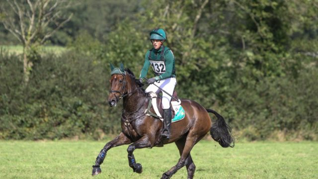 Connolly's RED MILLS Sponsorship of the Under 12 Eventing Championships Launched