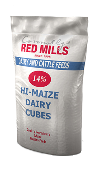 14% Hi-Maize Dairy Cubes