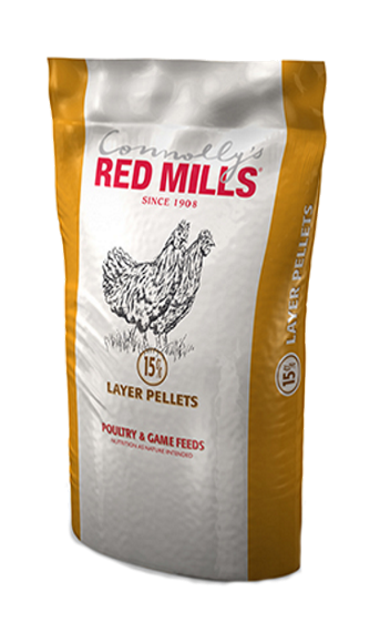 15% Poultry Layer Pellets