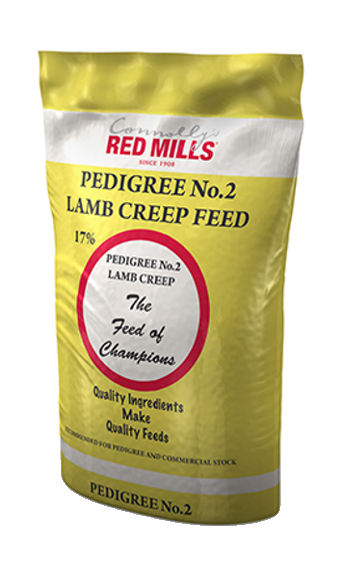 17% No 2 Lamb Creep Feed
