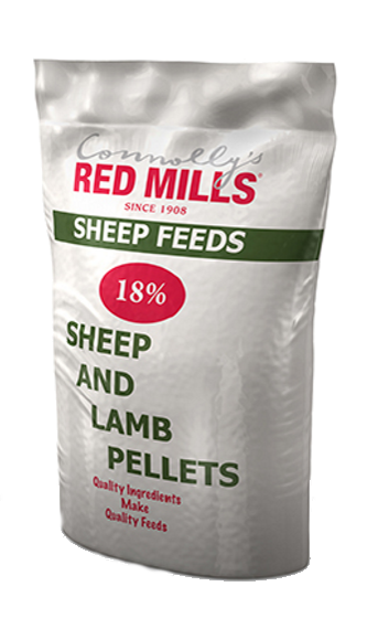 18% Sheep & Lamb Pellets