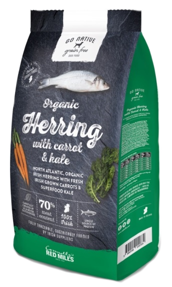 Go Native Organic Herring
