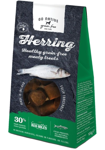 Go Native Treats with Herring