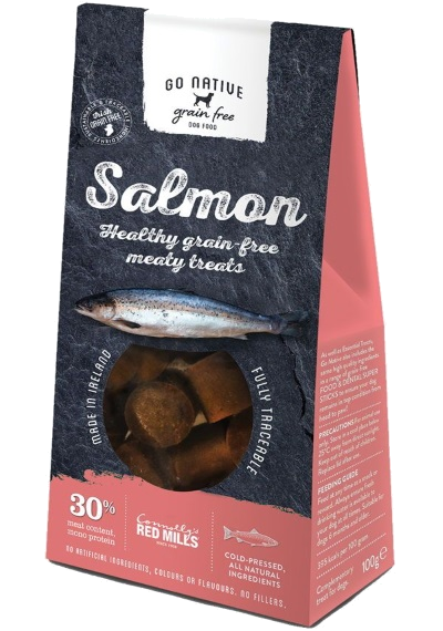 Go Native Treats with Salmon