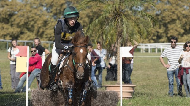 Impressive results for Irish trio at Chatsworth International Horse Trials