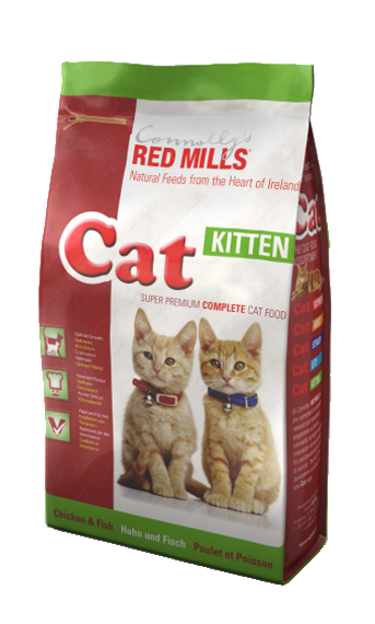 Red Mills Cat – Kitten Food