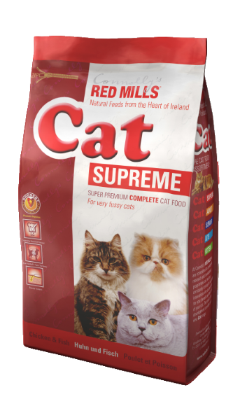 Red Mills Cat – Supreme Cat Food