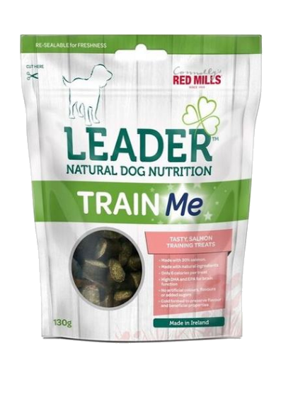 Red Mills Leader Train Me Treats – Salmon Flavour