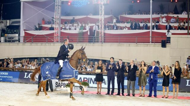 Dream Win for Breen in Dazzling LGCT Monaco