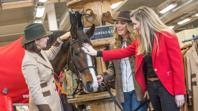 RED MILLS Winter Racing Style Event Launched at Gowran Racecourse