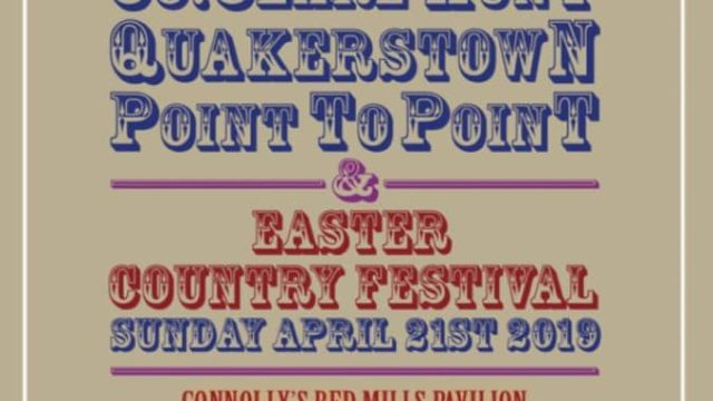 Quakerstown Point to Point and Easter Country Festival