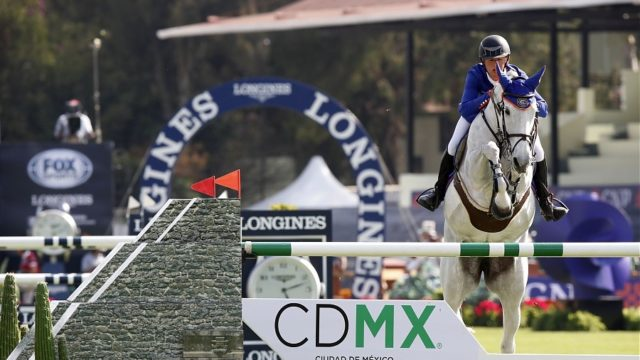 Irish off to good start in Mexico as Bertram Allen leads the way