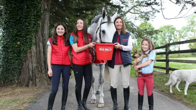 Showjumping Ireland Announces Connolly's RED MILLS as National Training Bursary Sponsor