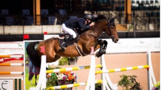 Bertram Allen scores second stateside win at Tryon in North Carolina