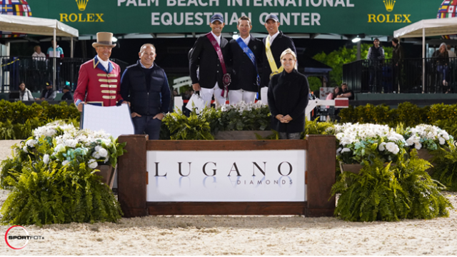 Capt Brian Cournane takes runner-up spot in $401,000 Grand Prix as three Irish finish in top six