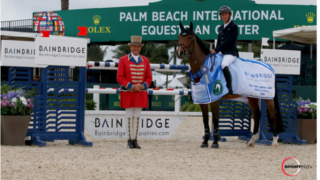 Five-star win for Bertram Allen in Florida