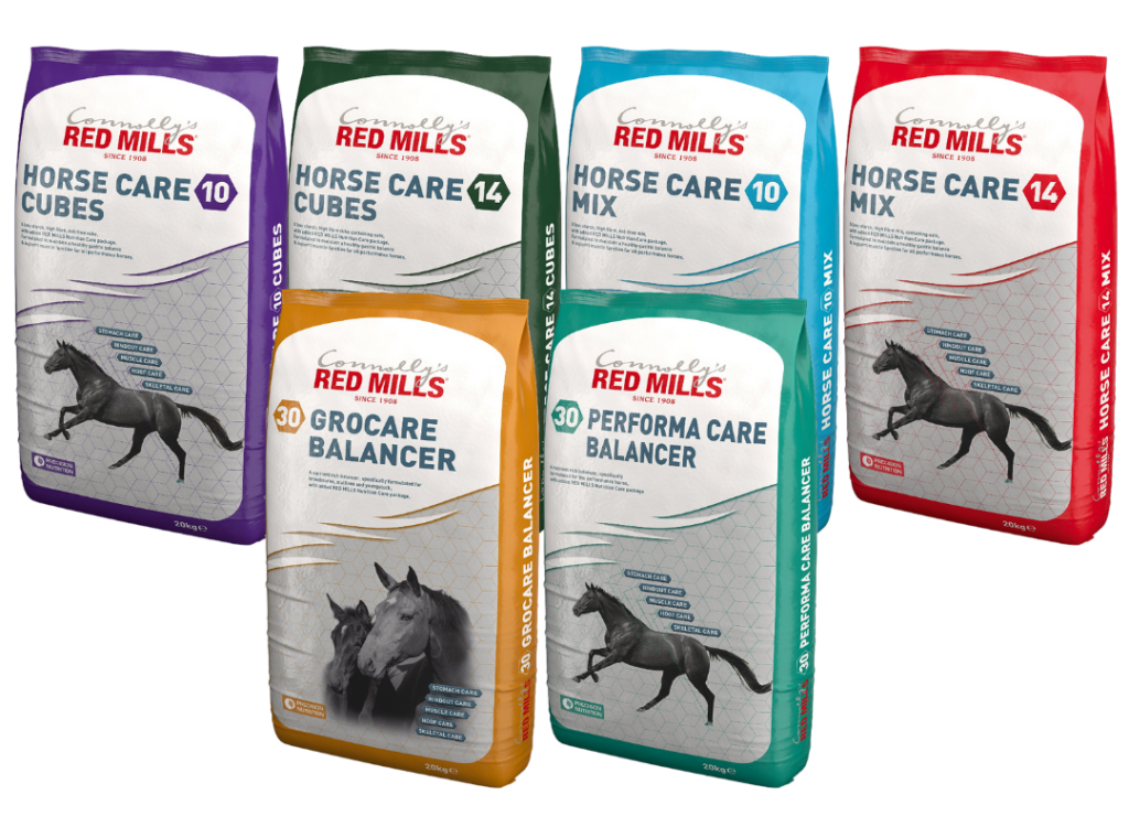 RED MILLS Care Range