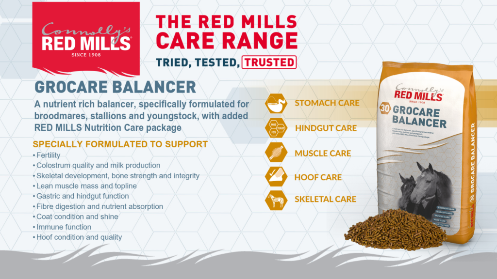 GroCare - Part of the RED MILLS Care Range