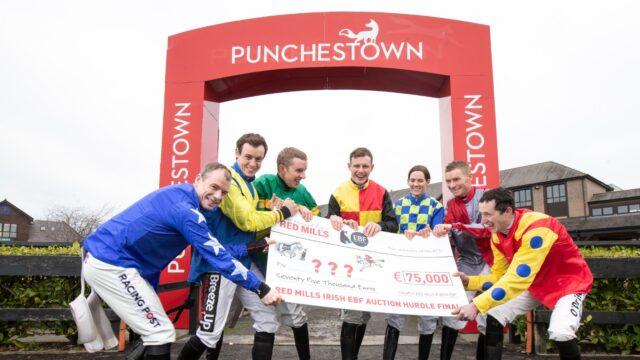 Series Launch at Punchestown