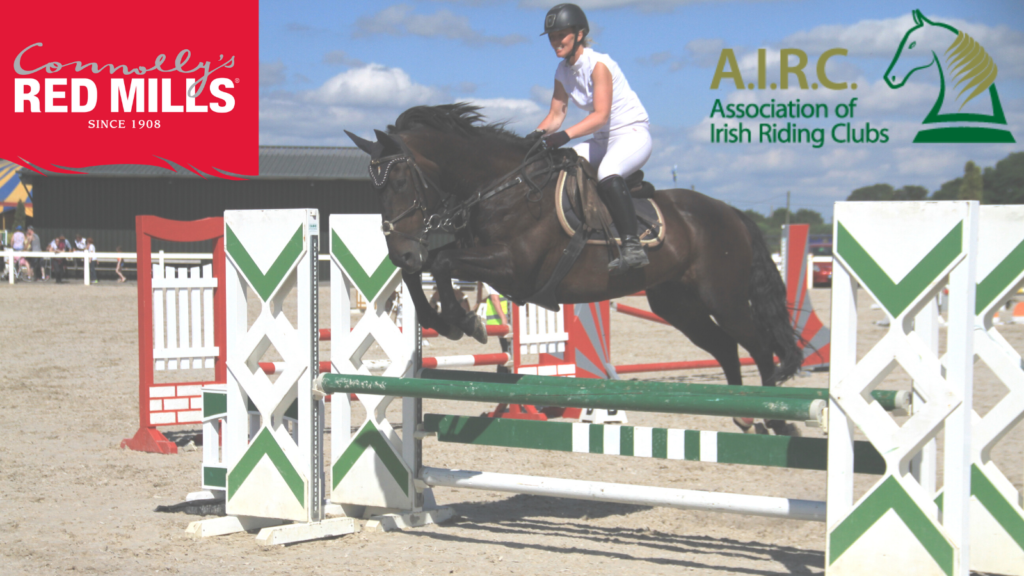 The Association of Irish Riding Clubs (AIRC) is delighted to announce thatRED MILLSis continuing its loyal sponsorship for the 14th year.